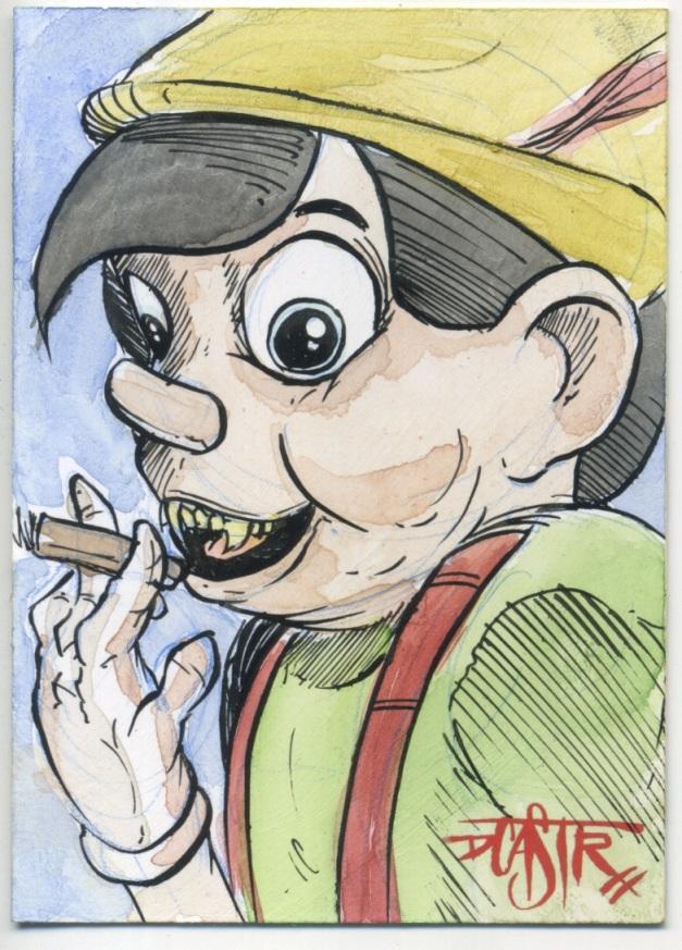 Dirty Goblin-esk manboy