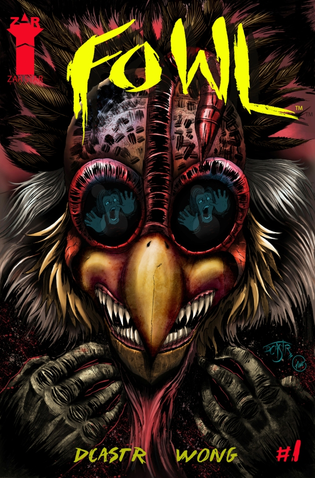 FOWL #1 cover